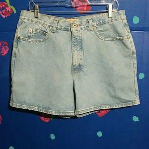 Vintage VS London Jeans Denim Shorts 14